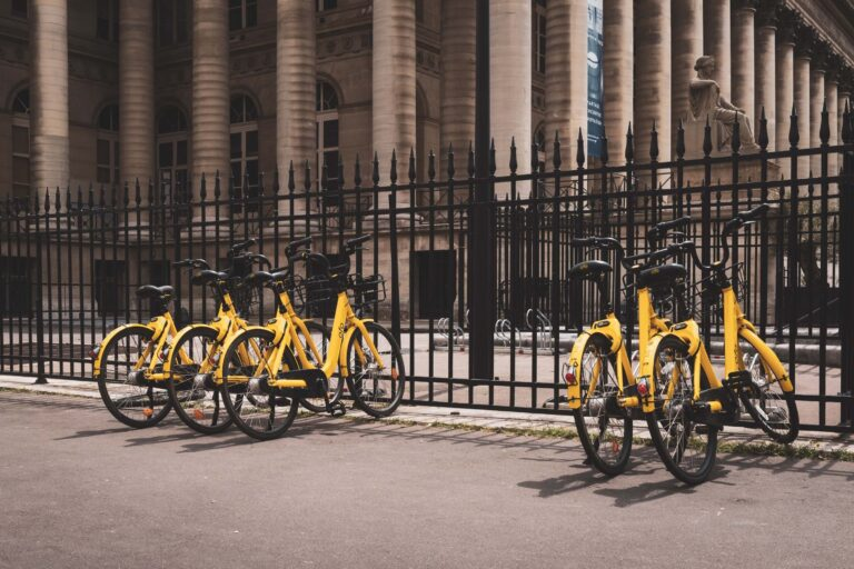 cycle share